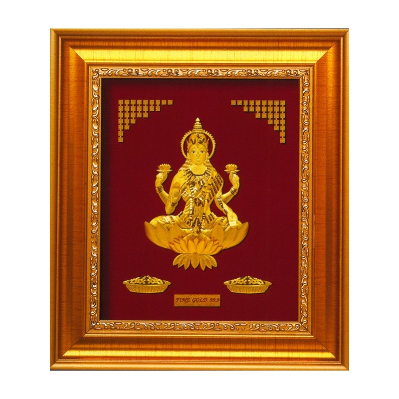 laxmi-frame-in-pure-gold-sheet-artwork