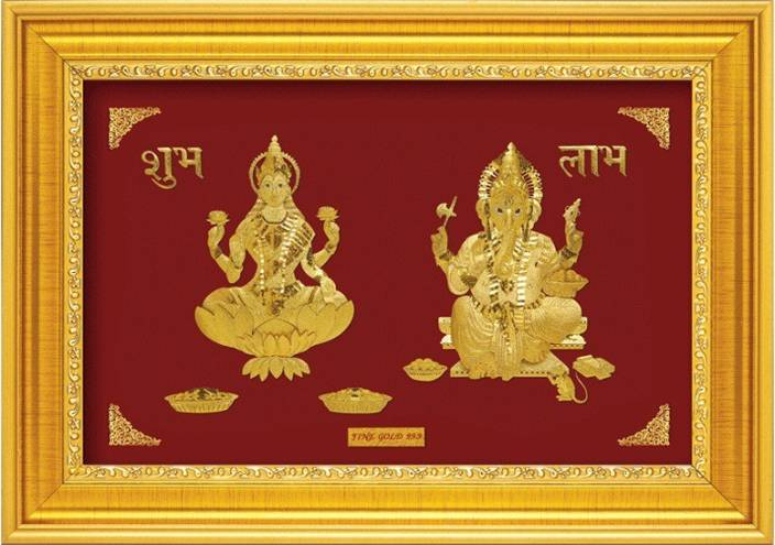 laxmi-ganesh-pure-gold-artwork