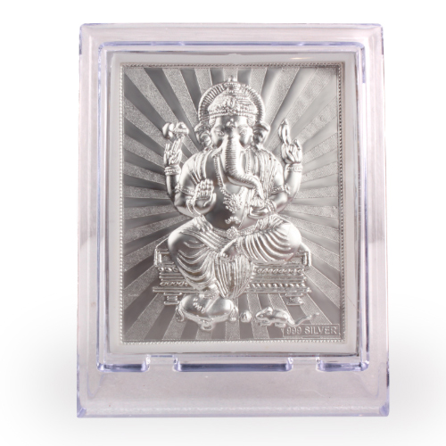 pure-silver-ganesha