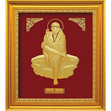 saibaba-pure-gold-artwork